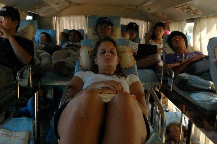 vietnam sleeping bus