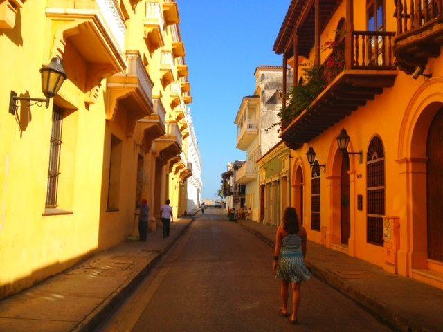 Lost and Found in Cartagena de Indias