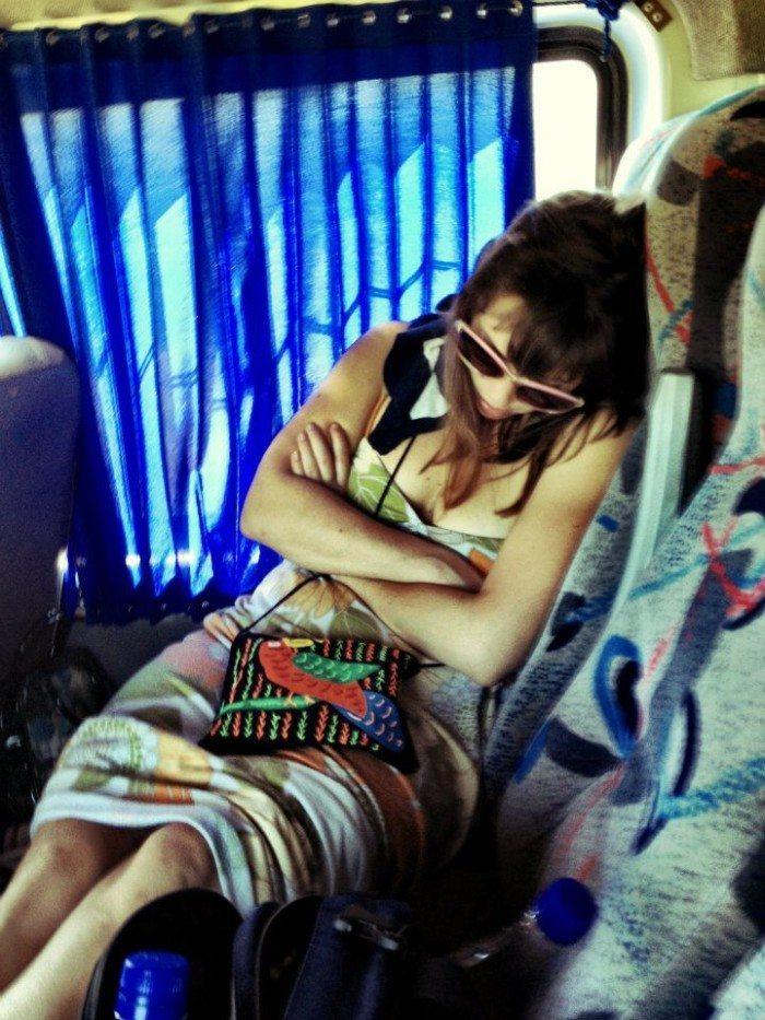 bus to taganga