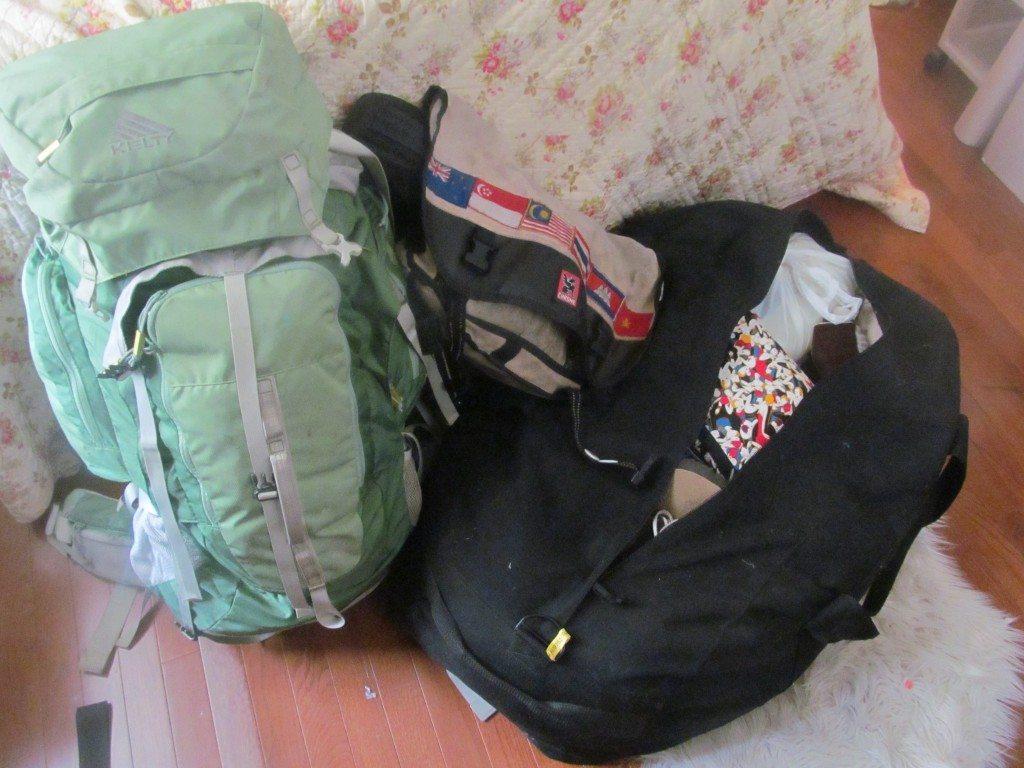 i've got some baggage
