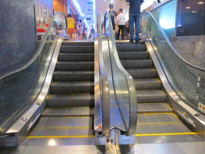 The Most Necessary Escalator in the World