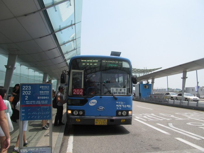 muuido island korea