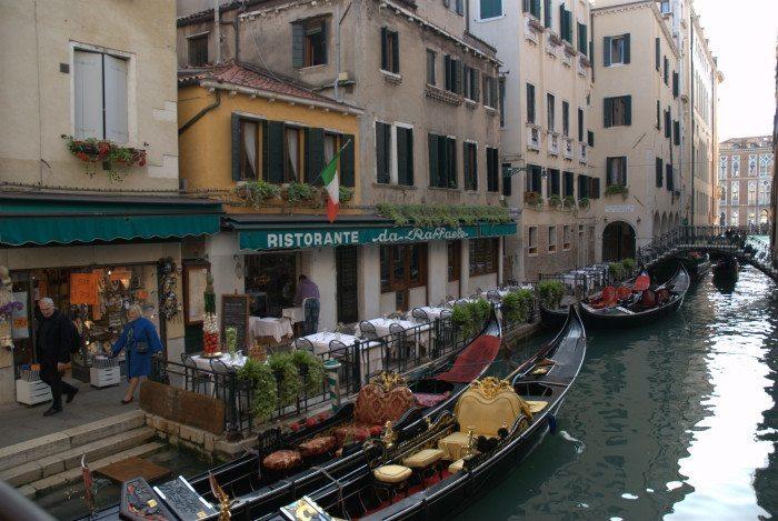 Una Turista in Italia