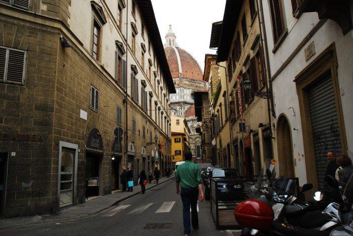 I seeee youuu Duomo!