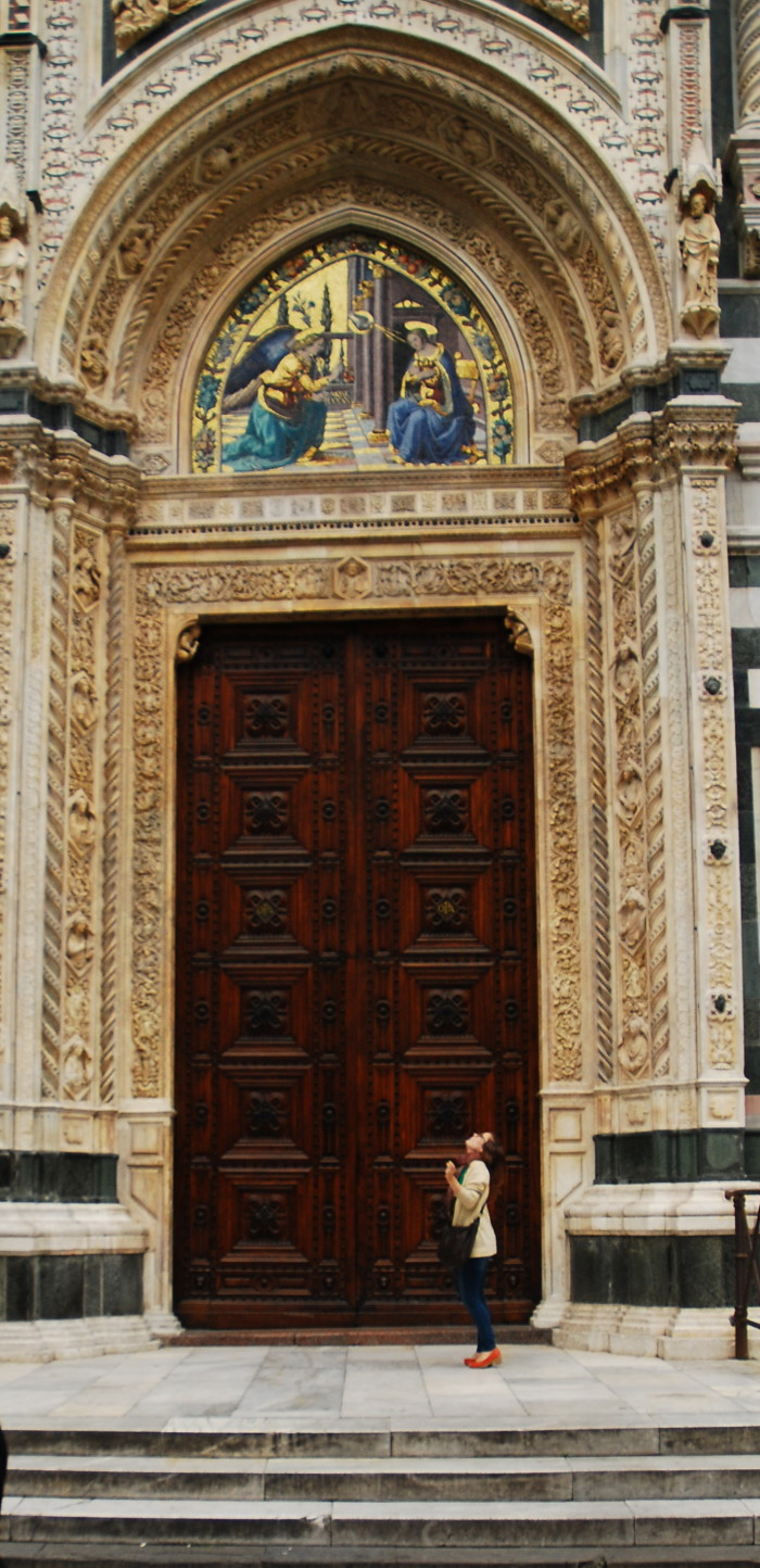 florence italy itineray