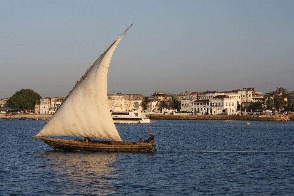 africa itinerary zanzibar
