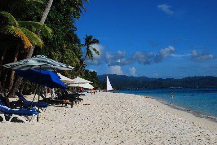 White Beach Boracay Mabuhay Beach House