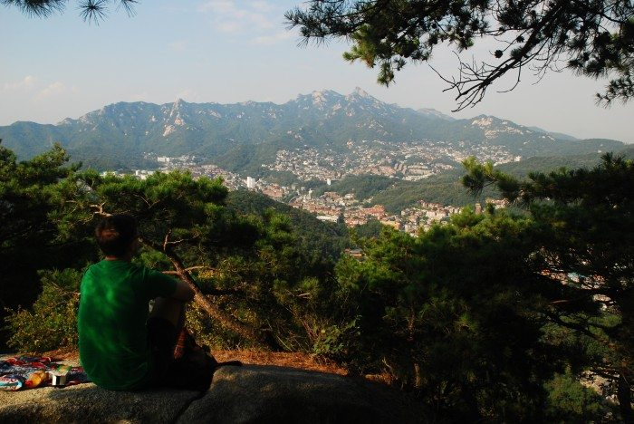 inwangsan summit seoul