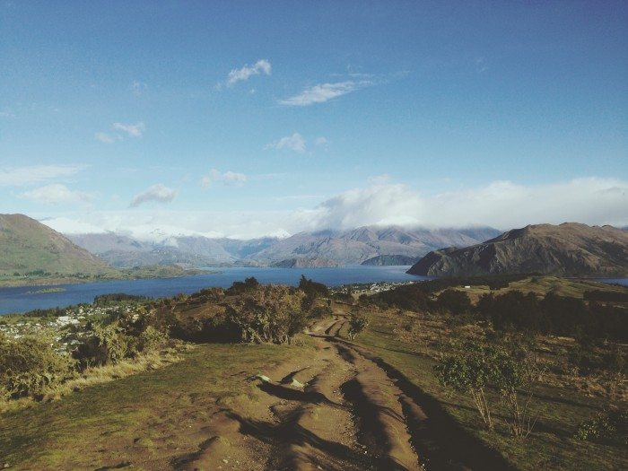 wanaka mt iron