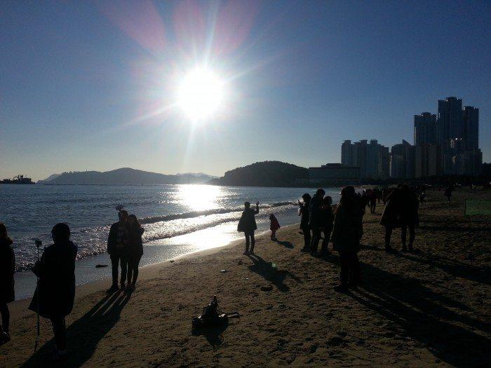Busan Beaches