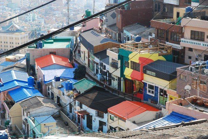gamecheon culture village busan