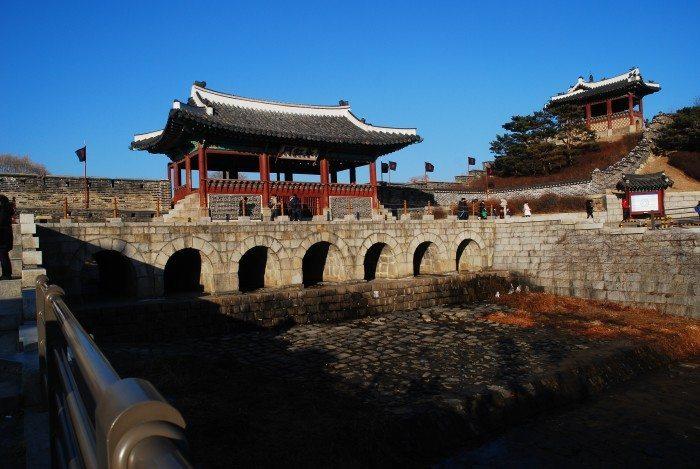 suwon hwaseong fortress wall