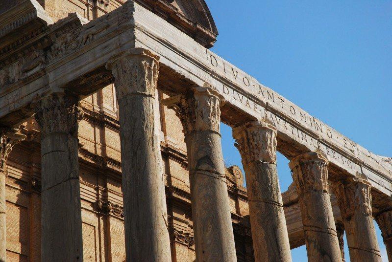 rome italy itinerary