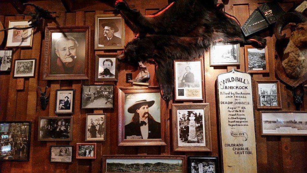 road trip south dakota deadwood