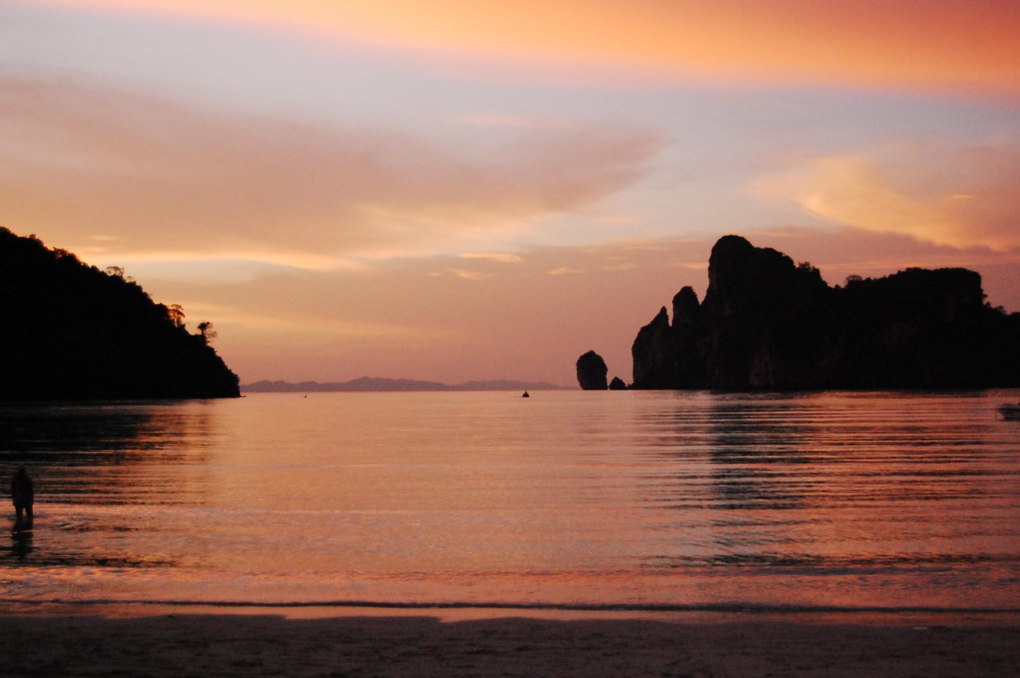 Losing It All on Koh Phi Phi