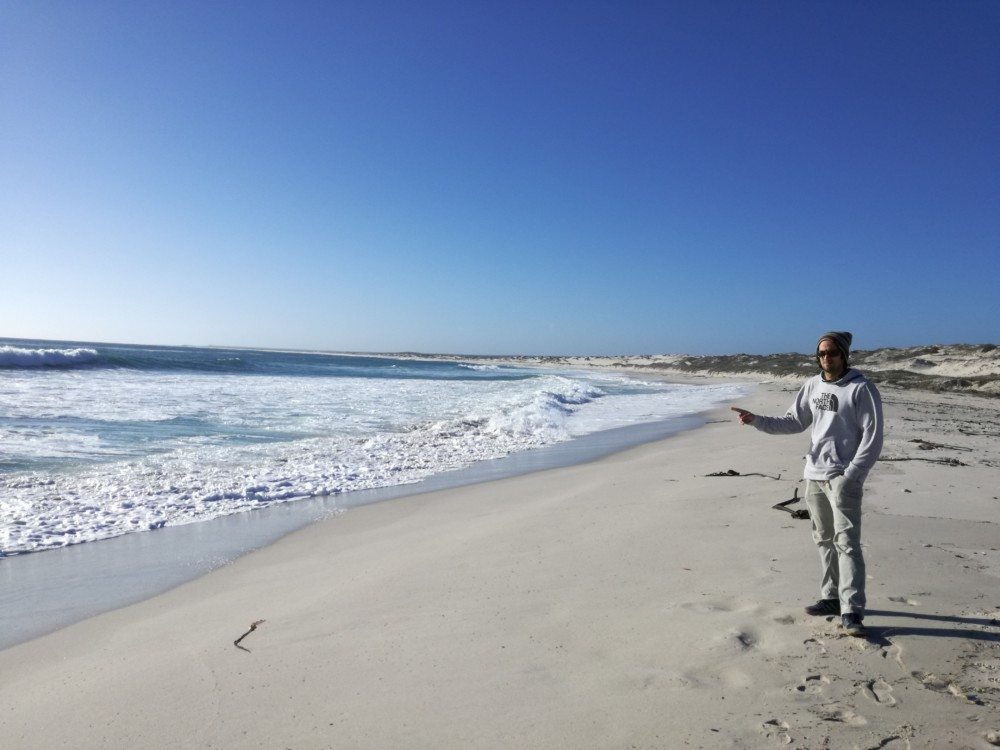 lamberts bay beach