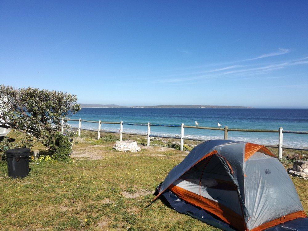 saldanha bay camping
