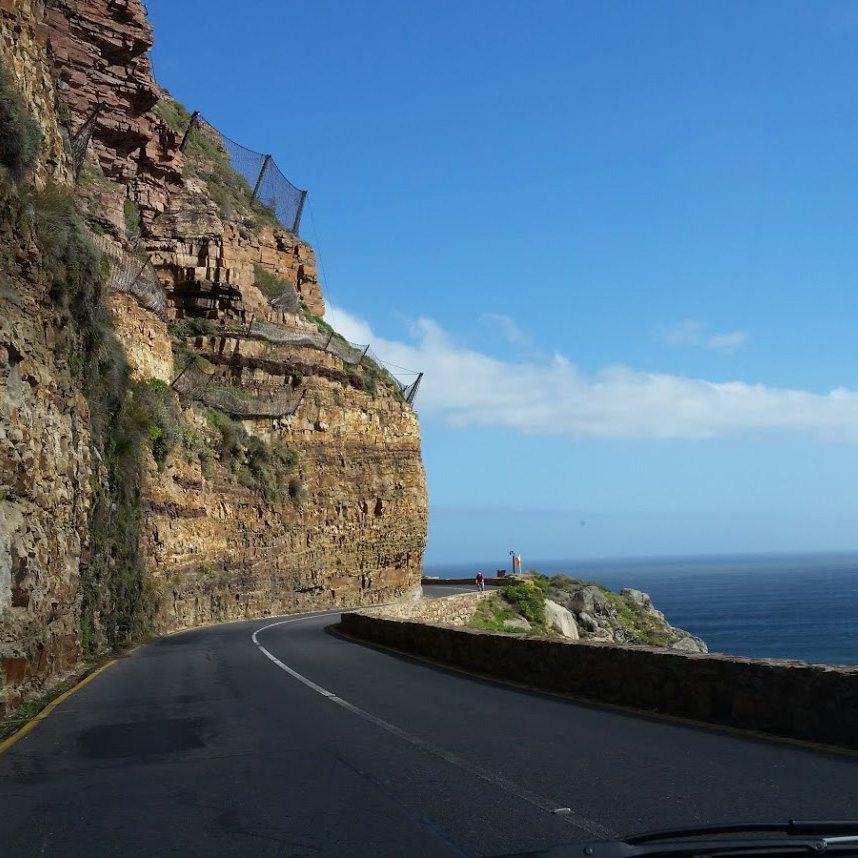 best scenic drives around cape town