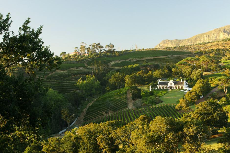 best wineries cape town