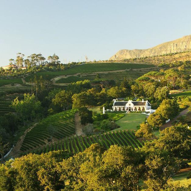 best wineries south africa