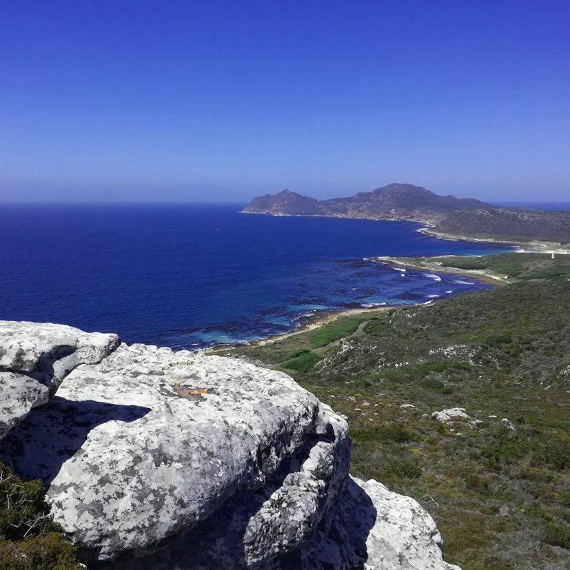 kanonkop hike cape point
