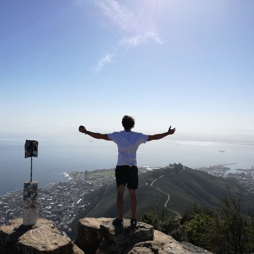 lions head summit cape town